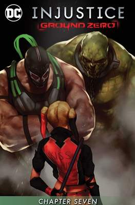 Injustice: Ground Zero (Comic-book / Digital) #7