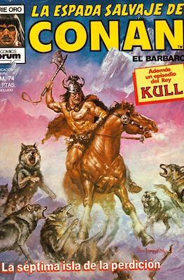 La Espada Salvaje de Conan. Vol 1 (1982-1996) (Grapa. B/N.) #74