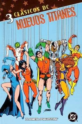Nuevos Titanes. Clásicos DC (2005-2010) (Rústica 80-128 pp) #3