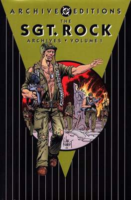 DC Archive Editions. The Sgt. Rock (Hardcover) #1