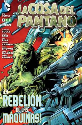 La Cosa del Pantano. Nuevo Universo DC (Rústica) #8