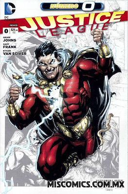 Justice League (2012-2017)