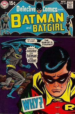 Detective Comics Vol. 1 (1937-2011; 2016-) (Comic Book) #393