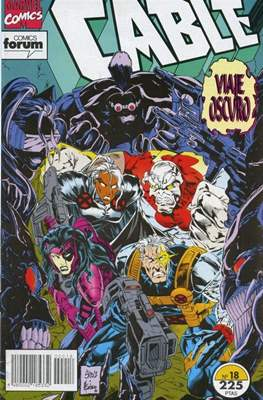 Cable Vol. 1 (1994-1995) #18