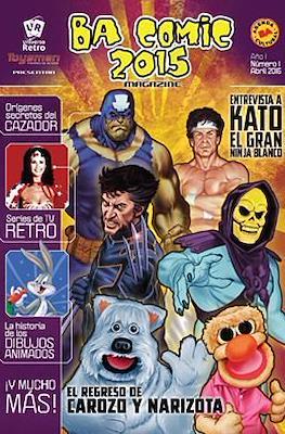 BA Comic 2015