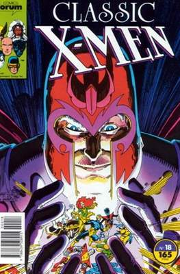 Classic X-Men Vol. 1 (1988-1992) (Grapa 32 pp) #18