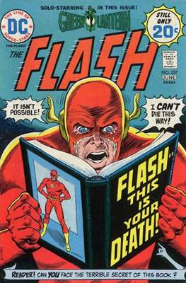 Flash vol. 1 (1959-1985) (Grapa, 32 págs.) #227
