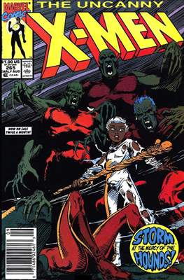 The Uncanny X-Men (1963-2011) (Comic-Book) #265