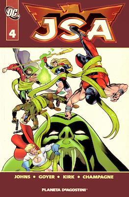 JSA (2005-2007) #4