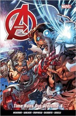 Avengers (Softcover) #10