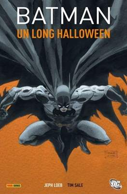 Batman. Un long halloween