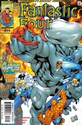 Fantastic Four Vol. 3 (Comic Book) #23