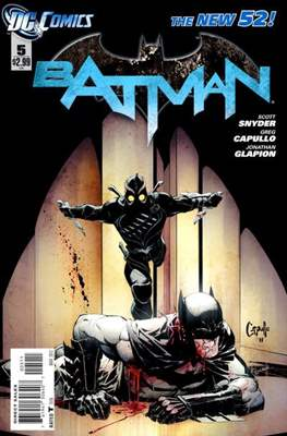 Batman Vol. 2 (2011-2016) (Comic Book) #5