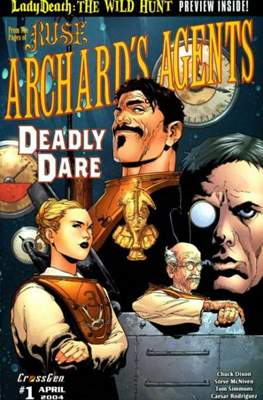 Archard's Agents. Deadly Dare