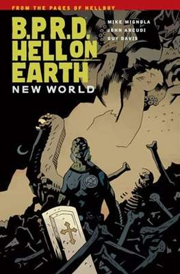 B.P.R.D. Hell on Earth #1
