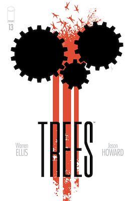 Trees (Digital) #13