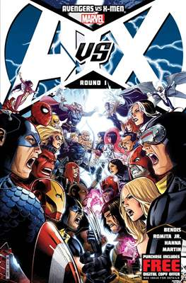 Avengers vs. X-Men (Comic-book) #1