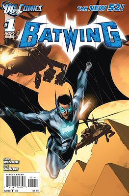 Batwing Vol. 1 (2011) (Comic-Book) #1