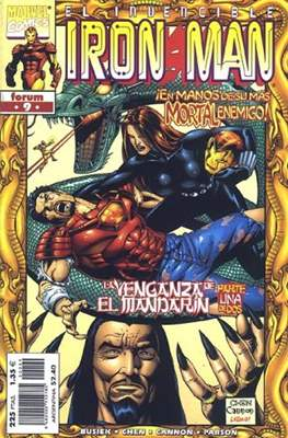 Iron Man Vol. 4 (1998-2000) #9