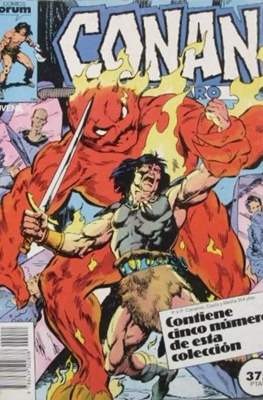 Conan el Bárbaro Vol.1 #29