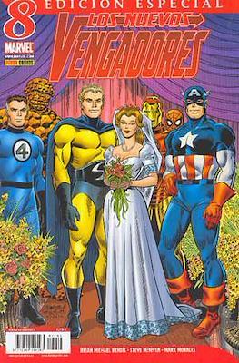 Los Nuevos Vengadores Vol. 1 (2006-2011) #8