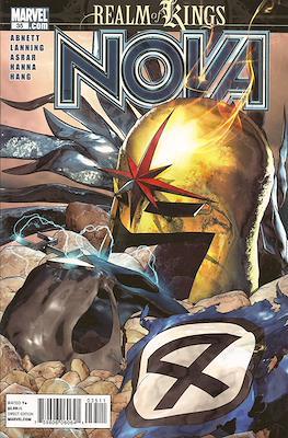 Nova Vol. 4 (Comic-Book) #35