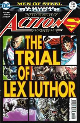 Action Comics Vol. 1 (1938-2011; 2016-) #970