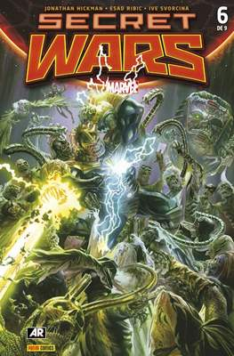 Secret Wars (2015) (Grapa) #6