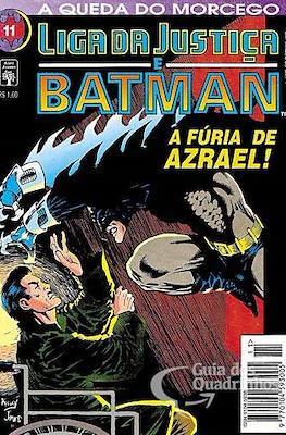 Liga da Justiça e Batman (Grapa) #11