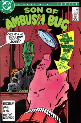 Son of Ambush Bug (Grapa) #5