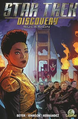 Star Trek Discovery. Sucesion (Rústica 104 pp) #