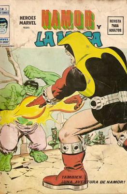 Héroes Marvel Vol. 2 #3