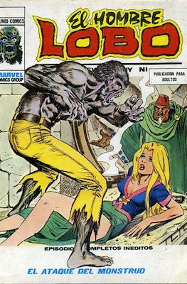 El Hombre Lobo (Rústica. 1973-1974) #9