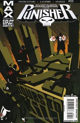 The Punisher Vol. 6 (Comic-Book) #68