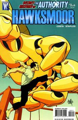 Hawksmoor (grapa) #3