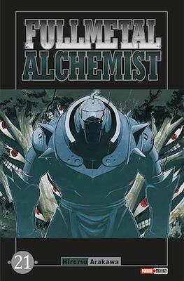 Fullmetal Alchemist (Rústica) #21