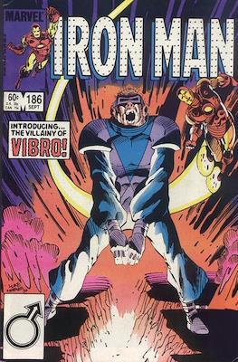 Iron Man Vol. 1 (1968-1996) (Comic book) #186