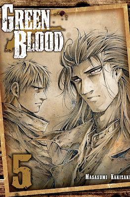 Green Blood (Rústica con sobrecubierta) #5