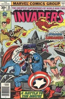 The Invaders #15