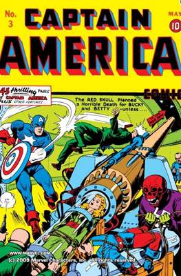 Captain America: Comics #3