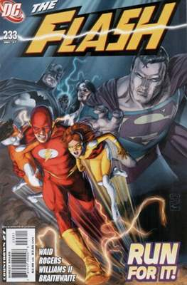 The Flash Vol. 2 (1987-2006) (Comic Book) #233