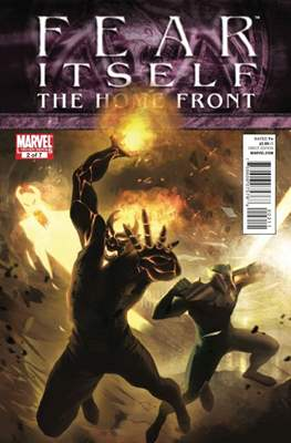 Fear Itself: The Home Front (Comic-Book) #2