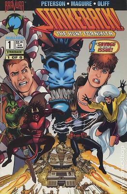 Strikeback! The Hunt for Nikita (Comic-book) #1