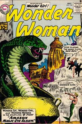Wonder Woman Vol.1 (1942-1986; 2020-) (Comic Book) #123