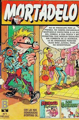 Mortadelo (1987-1991)