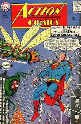 Action Comics Vol. 1 (1938-2011; 2016-) (Comic Book) #326