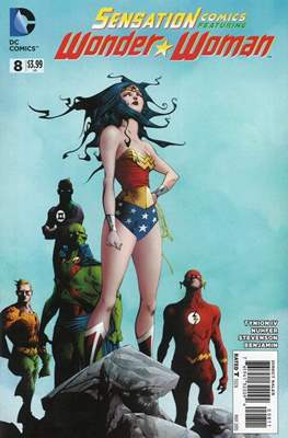 Sensation Comics Featuring Wonder Woman (2014-2016) #8