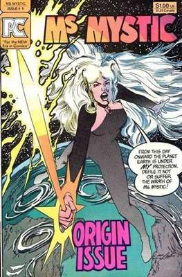Ms. Mystic (1982-1984) (Comic Book) #1