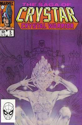 Saga of Crystar, Crystal Warrior #5
