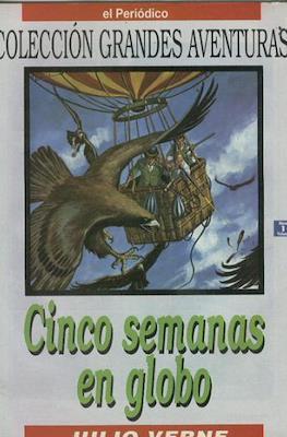 Colección Grandes Aventuras (Grapa) #36